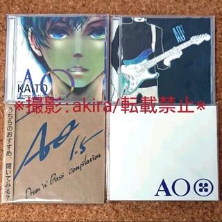 ボカロ KAITO AOシリーズ 全種セット 同人CD KITC Project(ボーカロイド)