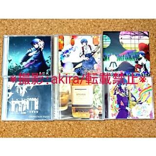 ボカロ KAITO 初音ミク 他 MazoP まぞっぷ 同人アルバムCD 囃子唄(ボーカロイド)