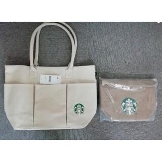 Starbucks Coffee - スターバックス福袋 トートバッグ ジュートランチバック