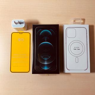 iPhone - SIMフリー iPhone 12 pro 256GB シルバー 美品