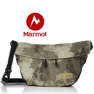 MARMOT - 新品タグ付き Marmot マーモット サコッシュ 定価5500円