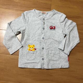 mikihouse - ミキハウス プッチー 春物 カーディガン 羽織り 上着 100