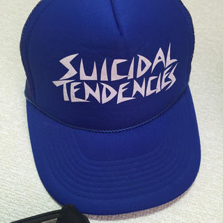 スイサダルテンデンシーズ(SUICIDAL TENDENCIES)のSUICIDAL キャップ(キャップ)