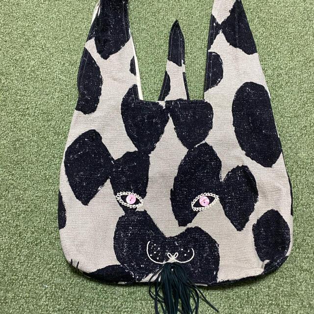 mina perhonen(ミナペルホネン)のミナペルホネン ウサバッグ大 レディースのバッグ(トートバッグ)の商品写真