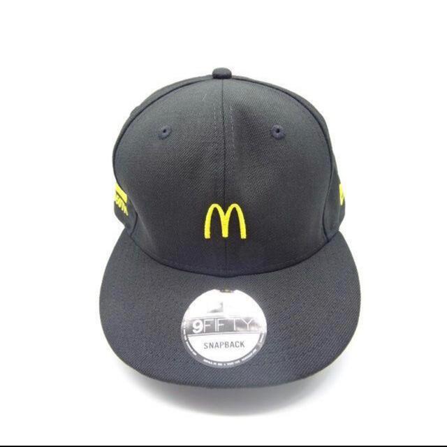 NEW ERA(ニューエラー)のマクドナルド×newera 限定1000個 メンズの帽子(キャップ)の商品写真