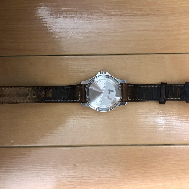 Hamilton(ハミルトン)のハミルトン カーキ メンズの時計(腕時計(アナログ))の商品写真