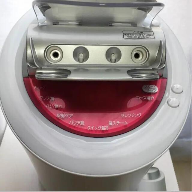 Panasonic(パナソニック)のナノケア☆スチーマー☆Panasonic スマホ/家電/カメラの美容/健康(フェイスケア/美顔器)の商品写真
