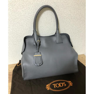 TOD'S - 美品 TOD'S バッグ 一度使用