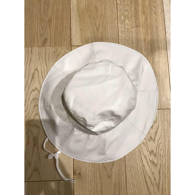 ENFOLD(エンフォルド)のナゴンスタンス  ハット アイボリー レディースの帽子(ハット)の商品写真