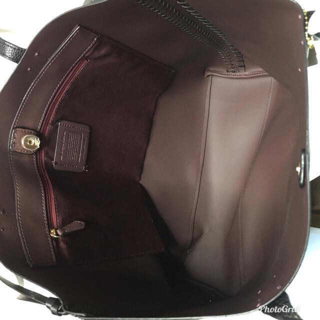 COACH(コーチ)のコーチ トートバッグ 馬車 【新品】 レディースのバッグ(トートバッグ)の商品写真