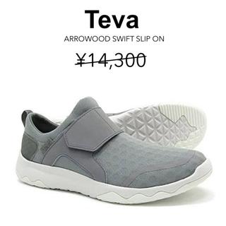 テバ(Teva)の【新品】Teva スニーカー ARROWOOD SWIFT SLIP ON(スニーカー)