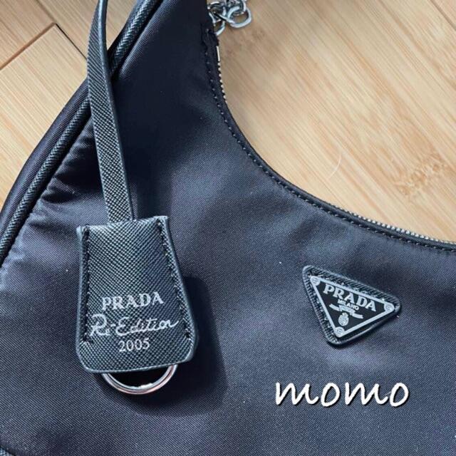 PRADA(プラダ)の新品☆ 【PRADA】プラダ大人気ナイロンショルダーバッグ Re-Edition レディースのバッグ(ショルダーバッグ)の商品写真