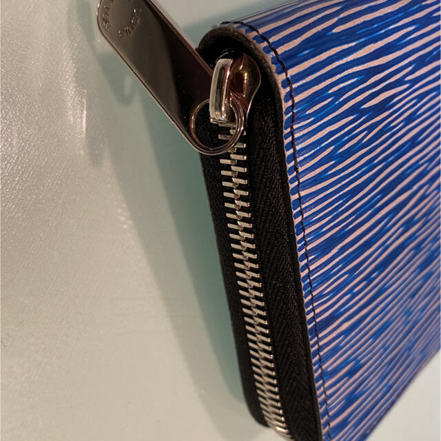 LOUIS VUITTON(ルイヴィトン)のLOUIS VUITTON M60957エピデニム ジッピーウォレット長財布 メンズのファッション小物(長財布)の商品写真