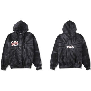 M WIND AND SEA GODSELECTION XXX HOODIE(パーカー)