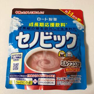 ロートセイヤク(ロート製薬)のセノビック ミルクココア味 112g(その他)