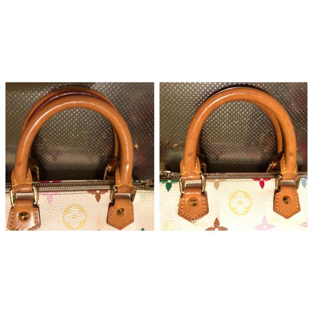 LOUIS VUITTON(ルイヴィトン)のルイヴィトン マルチカラー ミニスピーディー レディースのバッグ(ハンドバッグ)の商品写真