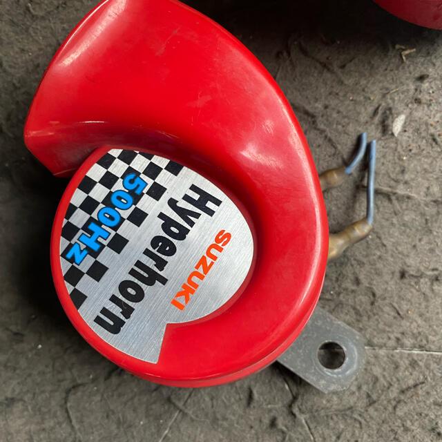 スズキ(スズキ)のスズキ  Hyper horn 自動車/バイクの自動車(車種別パーツ)の商品写真