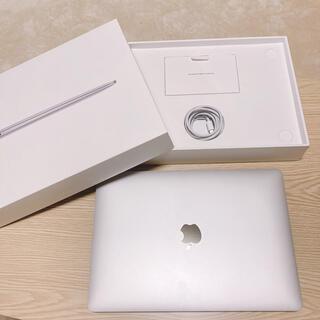 Apple - 【保証計5年!美品!】MacBook Air 2020(13インチ、シルバー)
