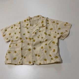 こどもビームス - * 韓国子供服 raker 花柄シャツ
