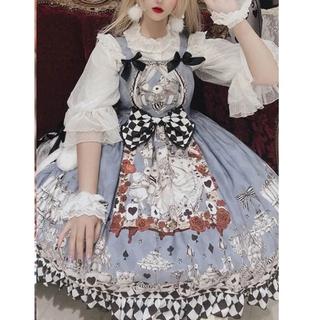 アンジェリックプリティー(Angelic Pretty)の中国ブランド♡ロリータワンピース(ひざ丈ワンピース)