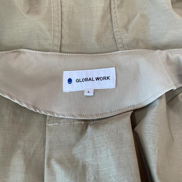 GLOBAL WORK(グローバルワーク)のグローバルワーク  フード付きアウター  レディースのジャケット/アウター(ブルゾン)の商品写真