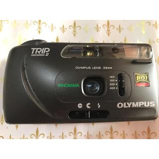 OLYMPUS - コンパクトフィルムカメラ OLYMPUS TRIP2 単焦点33mm