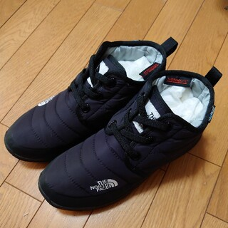 THE NORTH FACE - THE NORTH FACE ショートブーツ 黒