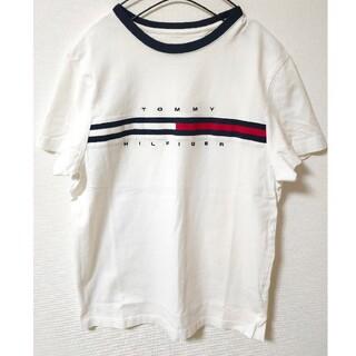 TOMMY HILFIGER - 【即日対応】美品 トミーヒルフィガー  カットソー  Tシャツ メンズ Sサイズ