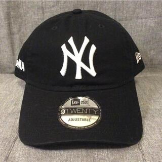 NEW ERA - MOMA CAP YANKEES CAP NEW ERA CAP BLACK