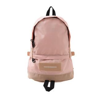 THEATRE PRODUCTS - シアタープロダクツ新品POLYESTER・ECO SUEDE BACKPACK
