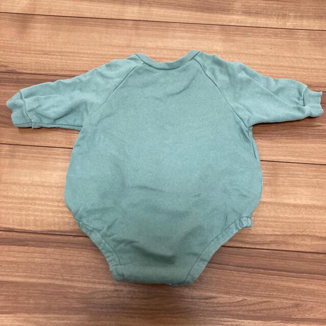 BREEZE(ブリーズ)のりんご様 専用ページ キッズ/ベビー/マタニティのベビー服(~85cm)(ロンパース)の商品写真