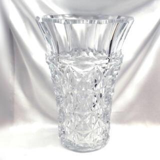 バカラ(Baccarat)のクリスタル Baccarat 花瓶 37cm  セリメーヌ L(花瓶)
