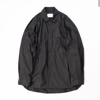 SUNSEA - 【stein】Oversized Wind Shirt(NYLON)