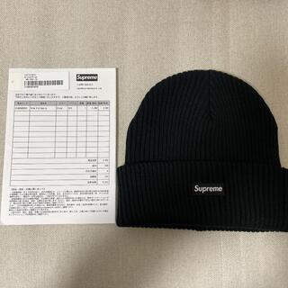 シュプリーム(Supreme)の20FW supreme Wide Rib Beanie(ニット帽/ビーニー)