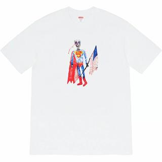 シュプリーム(Supreme)の21SS supreme Skeleton Tee Tシャツ(Tシャツ/カットソー(半袖/袖なし))