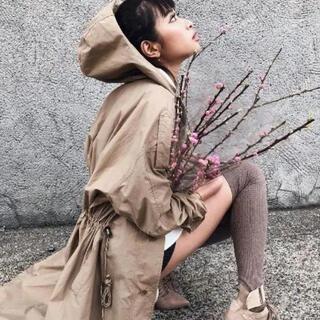 ALEXIA STAM - juemi モッズコート