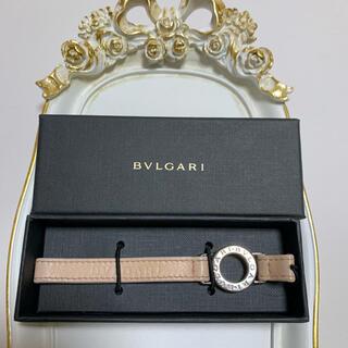 ブルガリ(BVLGARI)の【美品】BVLGARI B.zero 1 ブルガリ ビーゼロワン ストラップ(キーホルダー)