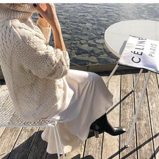Mila Owen - 3/4までお値下げ♡セルフォード♡スナイデル♡フレイアイディー♡サテンスカート