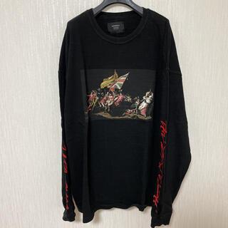 represent ロンT(Tシャツ/カットソー(七分/長袖))