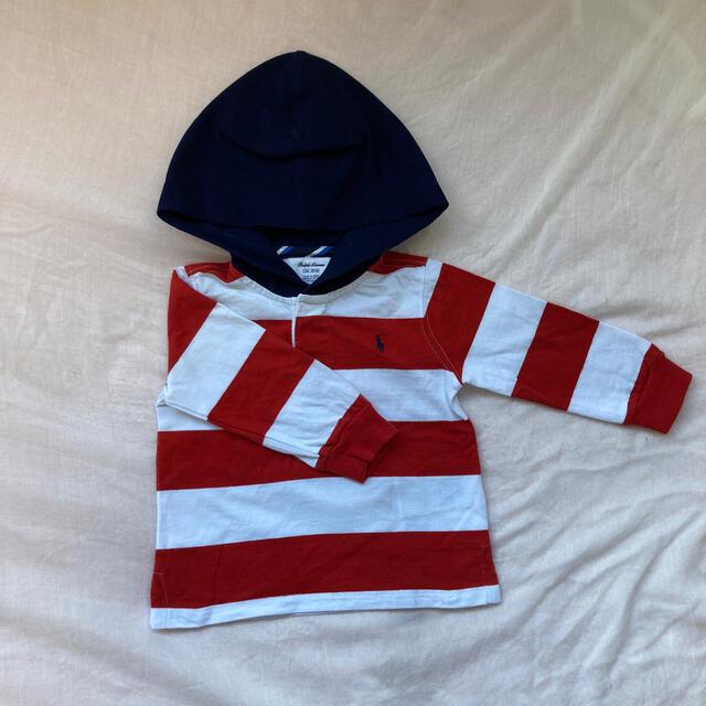Ralph Lauren(ラルフローレン)の80センチラルフローレン キッズ/ベビー/マタニティのベビー服(~85cm)(シャツ/カットソー)の商品写真