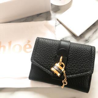 Chloe - 新品★クロエ  アビー ミニ財布 ブラック