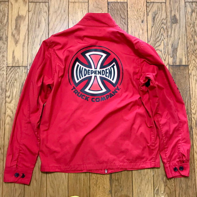 Supreme(シュプリーム)のSUPREME × Independent Harrington Jacket メンズのジャケット/アウター(ブルゾン)の商品写真