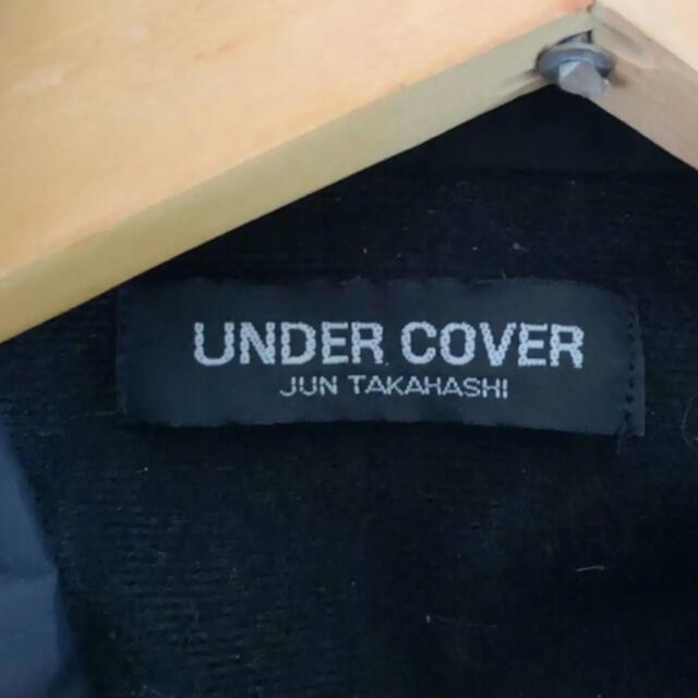 UNDERCOVER(アンダーカバー)の値下げ!アンダーカバー/コーチジャケット メンズのジャケット/アウター(ナイロンジャケット)の商品写真