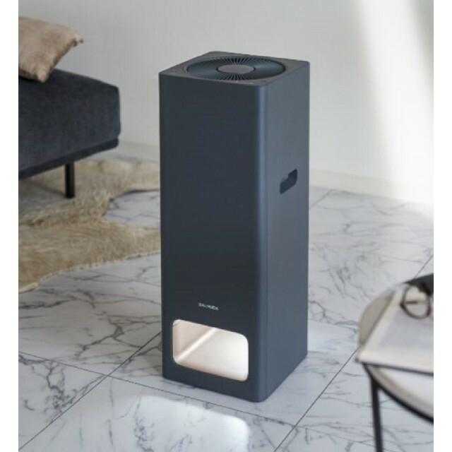 BALMUDA(バルミューダ)のバルミューダ 空気清浄機 The Pure A01A-GR グレー スマホ/家電/カメラの生活家電(空気清浄器)の商品写真