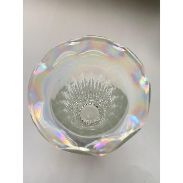 オーロラカラー 花瓶 インテリア/住まい/日用品のインテリア小物(花瓶)の商品写真