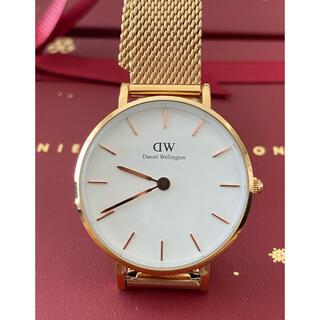 ダニエルウェリントン(Daniel Wellington)のダニエル ウエリントン レディース腕時計 ローズゴールド(腕時計)
