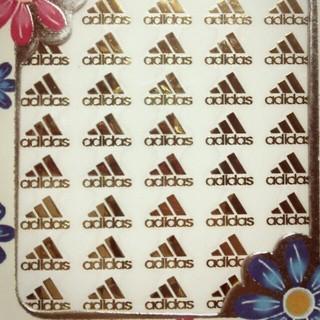 アディダス(adidas)のadidasネイルシール♡(その他)