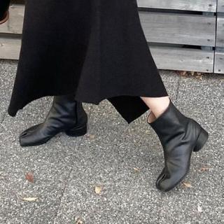 Maison Martin Margiela - 美品 maison Margiela tabi boots 38 3cmヒール