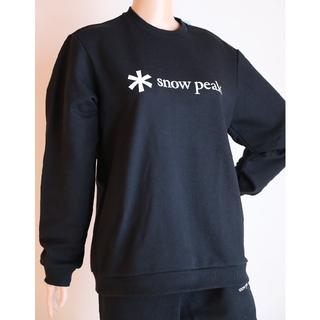 Snow Peak - 限定  完売品 snow peak store ロゴスウェット  Mサイズ
