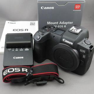 Canon - キヤノン EOS Rボディ EF-EOSRマウントアダプターセット